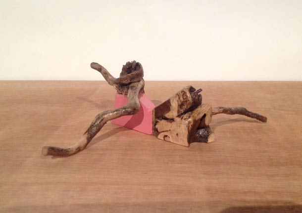 Small sculpture, 'Roots' series